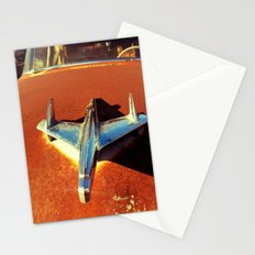 HOOD ORNAMENT Stationery Cards