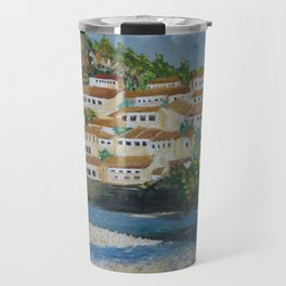 Berat citty Albania Travel Mug