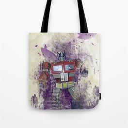 G1 - Optimus Prime Tote Bag