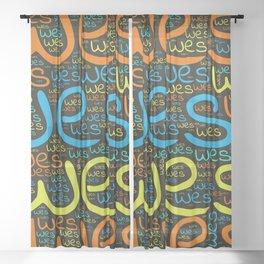 Wes Sheer Curtain