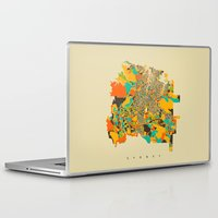 sydney Laptop & iPad Skins featuring Sydney by Nicksman