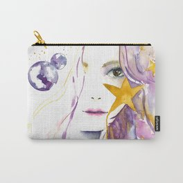 Universe Boho Carry-All Pouch