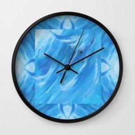 Spirit Wave II Wall Clock