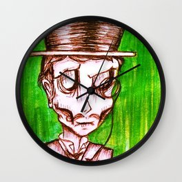 Monocle, Ghoul #2. Wall Clock