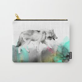 Wild No. 3 // Wolf Carry-All Pouch