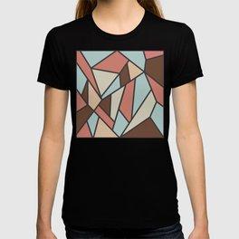 Geometric Colour Pattern V2 T-shirt