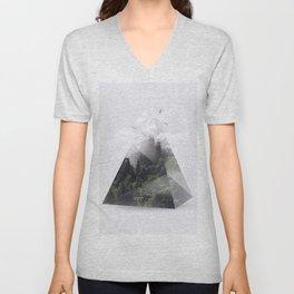 Forest triangle Unisex V-Neck