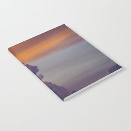 Glowing Escape Notebook