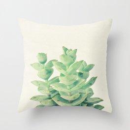 Necklace Vine Throw Pillow