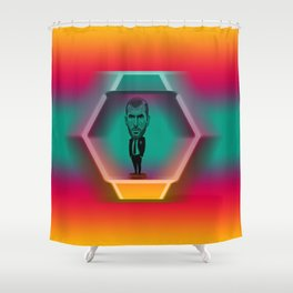 zizou Shower Curtain