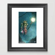 Gidon.  Framed Art Print