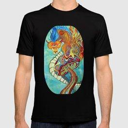 Mushroom Dragon T-shirt