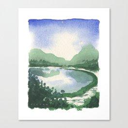 Beacon Hill Park,Victoria BC Canvas Print
