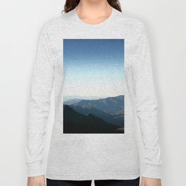 Los Padres National Forest Long Sleeve T-shirt