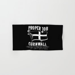 Proper Job Cornwall Hand & Bath Towel