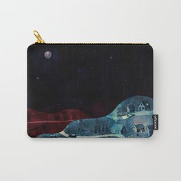 village at nigth Carry-All Pouch