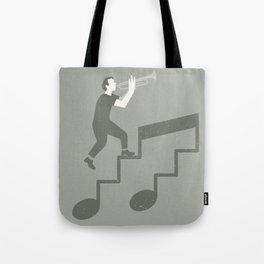 Mr Melody Tote Bag