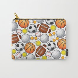Sport Balls Carry-All Pouch