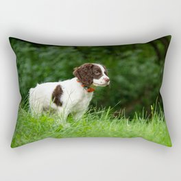 My Theodore ~The English Springer Spaniel~ 2 Rectangular Pillow