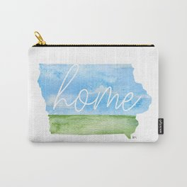 Iowa Home State Carry-All Pouch