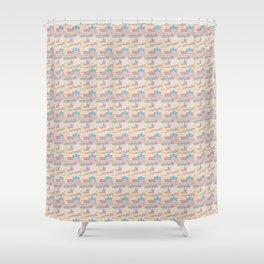 Circus 1 Shower Curtain