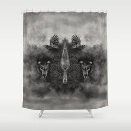 Gungnir - Spear of Odin #2 Shower Curtain