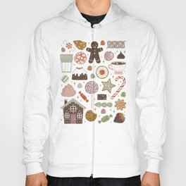 In the Land of Sweets Hoody