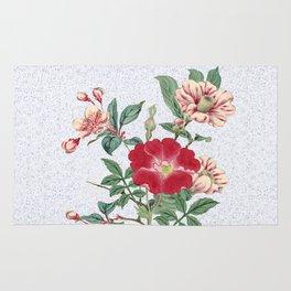 Floral bonanza Rug