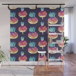 turnip Wall Mural
