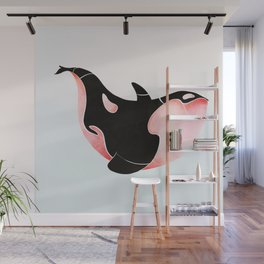 orca Wall Mural