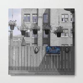 Rooftop Metal Print