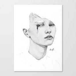 Selfishness Canvas Print