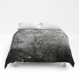 Black Lava II Comforters