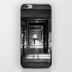 PARIS III - LOUVRE iPhone & iPod Skin