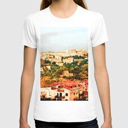 Catanzaro: view of the city T-shirt