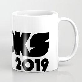 20books 2019 Coffee Mug