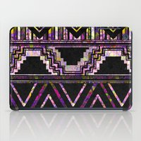 native american iPad Cases featuring Native American by Ben Geiger