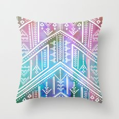 Boho Soul Throw Pillow
