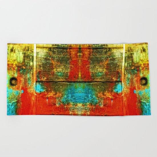 Colors-Feeling Beach Towel