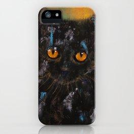 Bombay Kitten iPhone Case