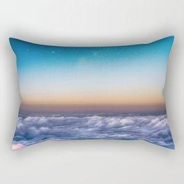 Rise and Shine Galaxy Rectangular Pillow