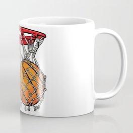 ball basket Coffee Mug