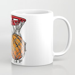 ball basket Coffee Mug