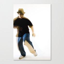dancer #2 Canvas Print