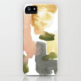 Great New Heights Abstract iPhone Case