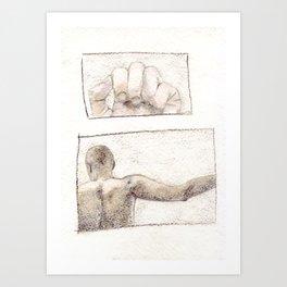 Before Art Print