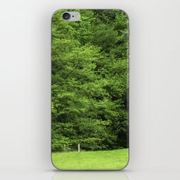 bosque iPhone Skin