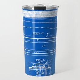 Drum Patent Travel Mug