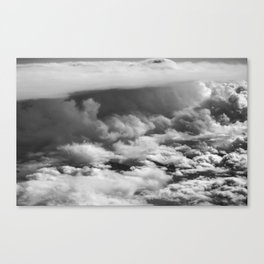 Wave of Clouds Canvas Print