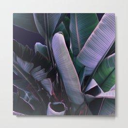 Night Tropics 4 Metal Print